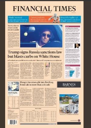 Reprodução/Financial Times