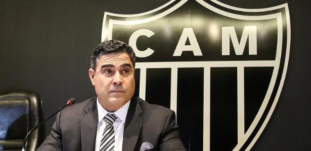 Sérgio Sette Câmara não ficou nada satisfeito com entrevista do presidente do América-MG