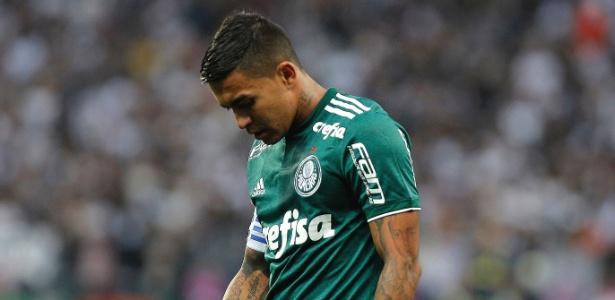 Dudu deve ser um dos titulares do Palmeiras em campo contra o Junior