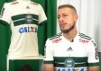 Coritiba apresenta volante Uillian Correia, contratado junto ao Vitória - Reprodução