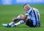 Luan sofre com lesão no pé desde a base, mas Grêmio descarta cirurgia - Duda Bairros/AGIF