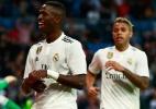 Vinicius Jr. marca no fim, Real Madrid faz 6 e avança na Copa do Rei - Gonzalo Arroyo Moreno/Getty Images