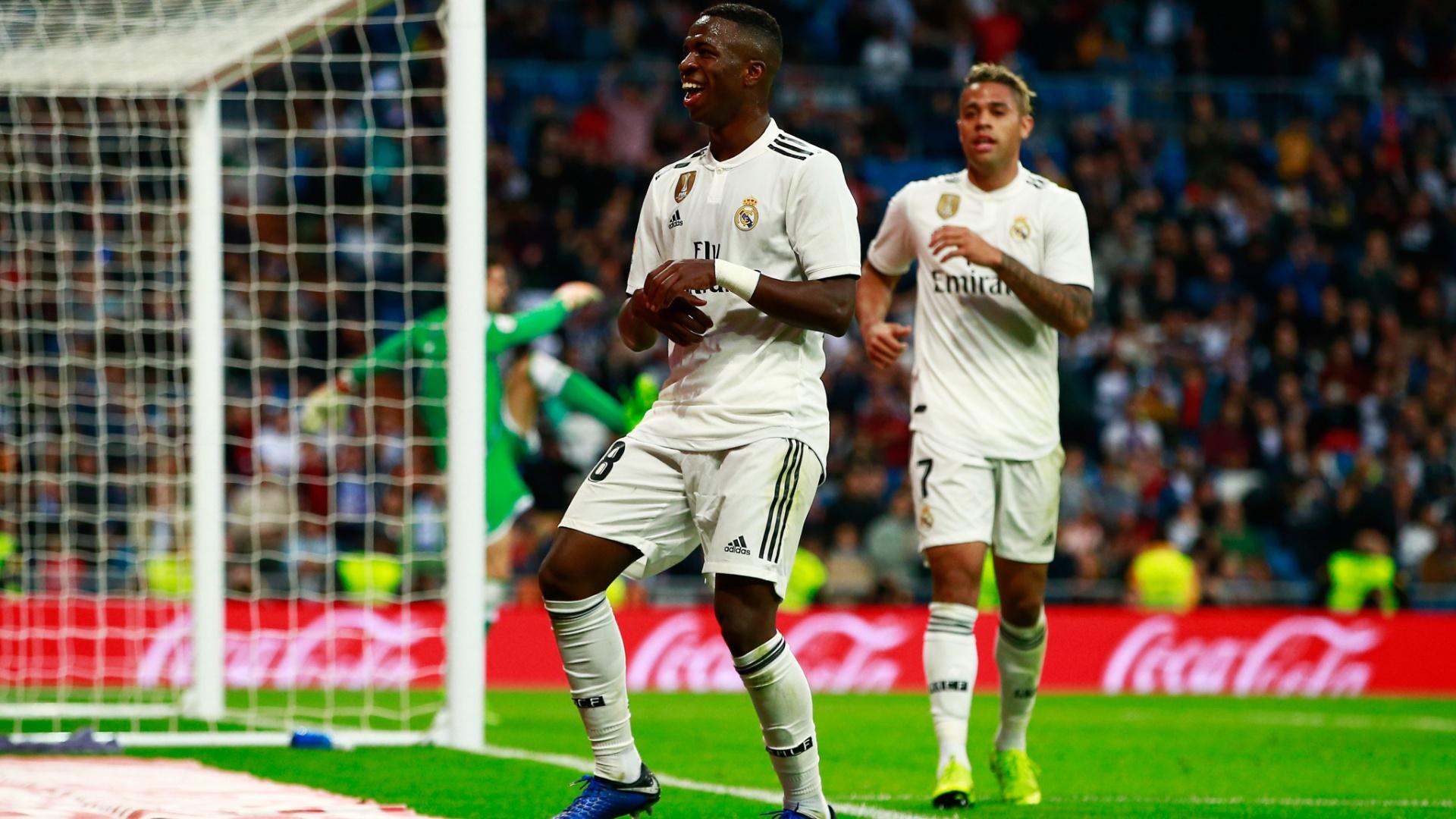 Vinicius Junior Real Madrid Melilla Copa do Rei
