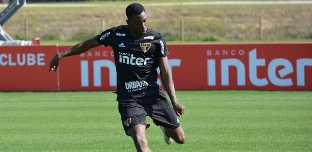 Uruguaio soma apenas 15 partidas com a camisa do Tricolor Paulista - Rubens Chiri/saopaulofc.net