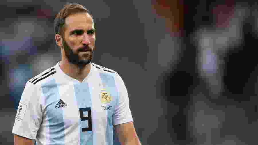 Gonzalo Higuaín pode ser negociado com DC United e jogar com o irmão, Federico - Matthew Ashton - AMA/Getty Images