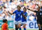 Itália vence China com tranquilidade e avança às quartas de final da Copa - Xinhua/Mao Siqian
