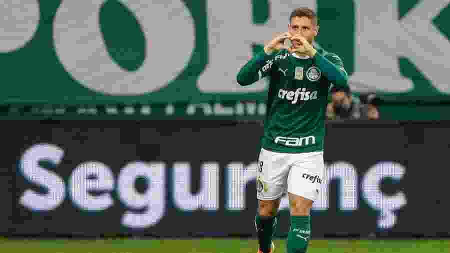 Zé Rafael tem 25 jogos oficiais pelo Palmeiras no ano, sendo 20 como titular - Marcello Zambrana/AGIF