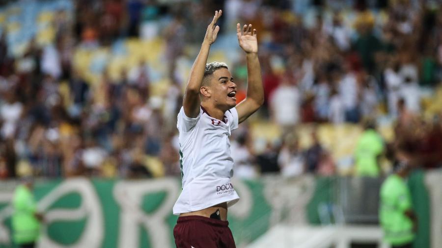 """Destaque do Fluminense no bom início em 2020, Miguel está """"sumido"""" do time de Odair Hellmann - Lucas Merçon/Fluminense FC"""