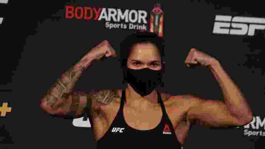Amanda Nunes, pesagem UFC 250 - Diego Ribas/ Ag Fight