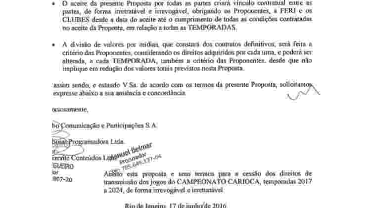 Gera 2 Globo Carioca 2020 - Reprodução - Reprodução