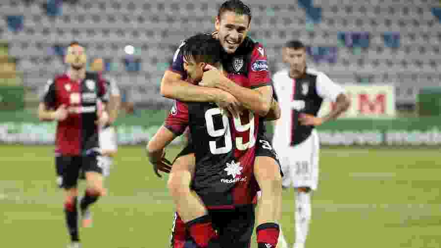 Gols foram marcados ainda no primeiro tempo - Enrico Locci/Getty Images