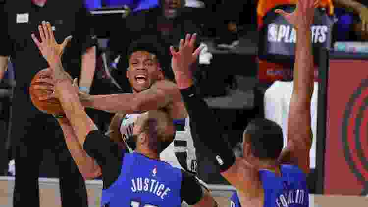 Giannis - Kevin C. Cox/Getty Images/AFP - Kevin C. Cox/Getty Images/AFP