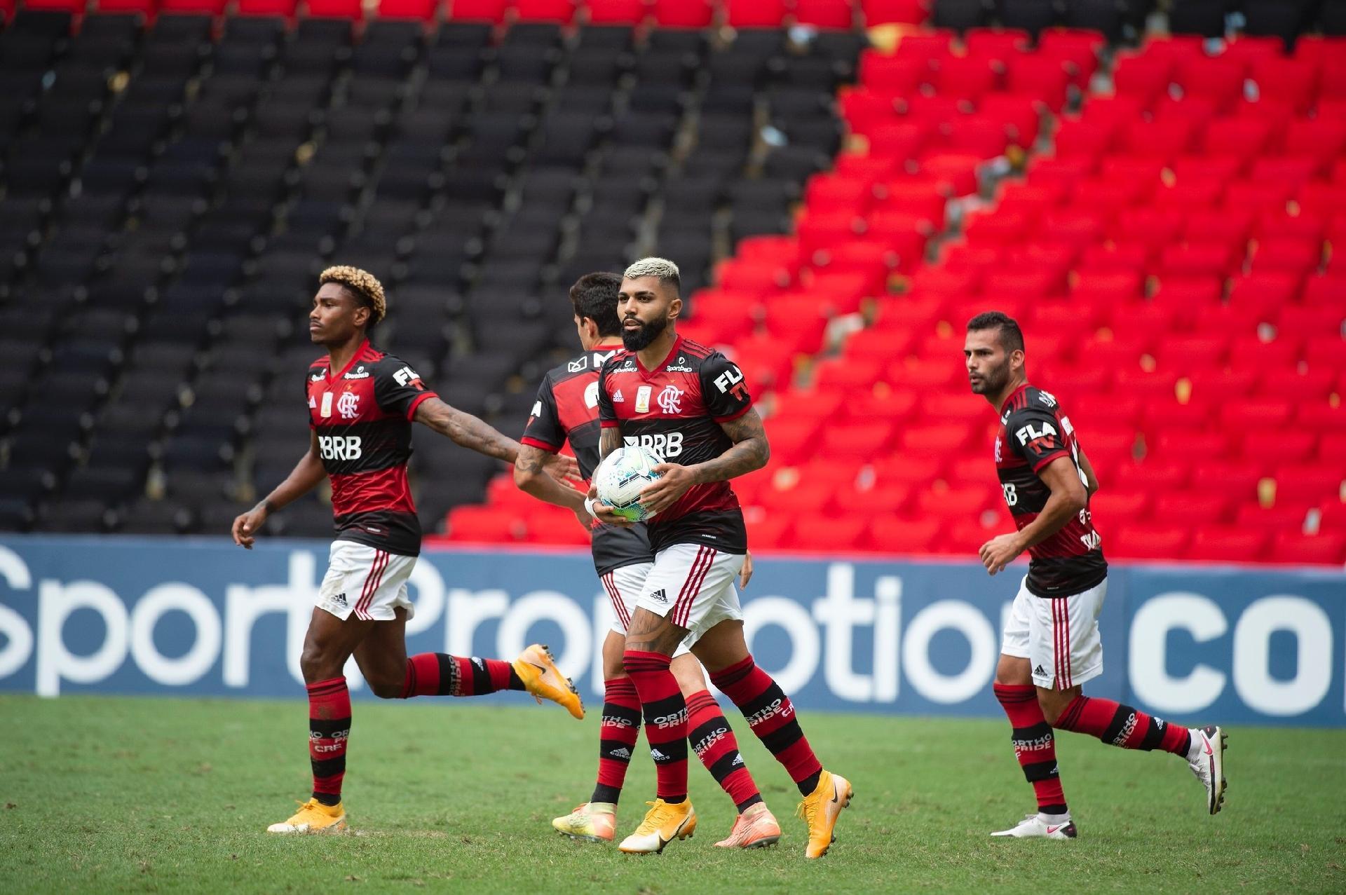 Flamengo Lidera Veja Os Elencos Mais Valiosos Do Brasileirao 2020 10 09 2020 Uol Esporte