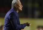 Neto cobra Tite por não usar Galhardo e Vini Jr: 'Vai perder outra Copa?' (Foto: Fernando Bizerra - Pool/Getty Images)