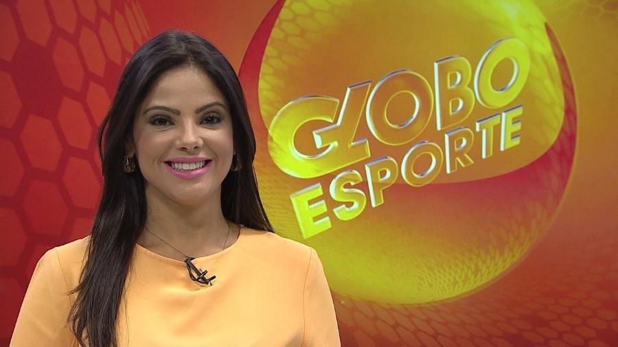 """Carina Pereira: ex-apresentadora do """"GE"""" em Minas Gerais é demitida da Globo - Reprodução/Globo"""