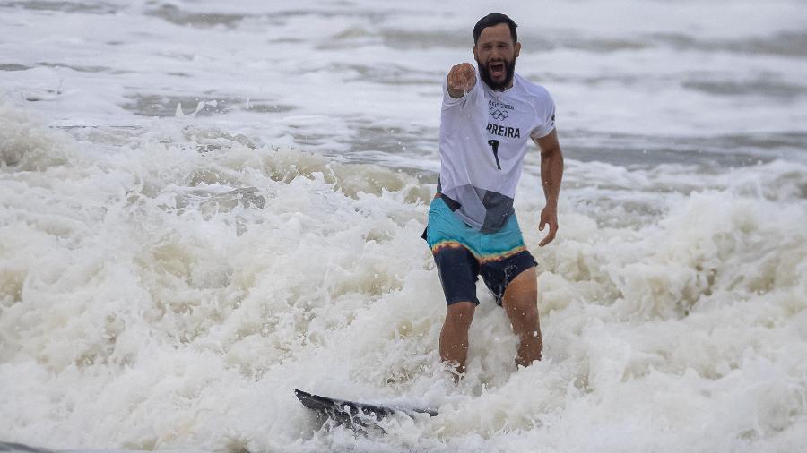 Ítalo Ferreira, medalha de ouro no surfe em Tóquio-2020 - Jonne Roriz/Jonne Roriz/COB