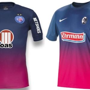 7880bfef66e10 Vazam imagens de possível nova camisa do Barcelona para próxima ...