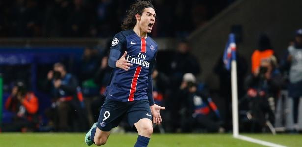 Cavani pode estar de saída do Paris Saint-Germain - Gonzalo Fuentes/Reteurs