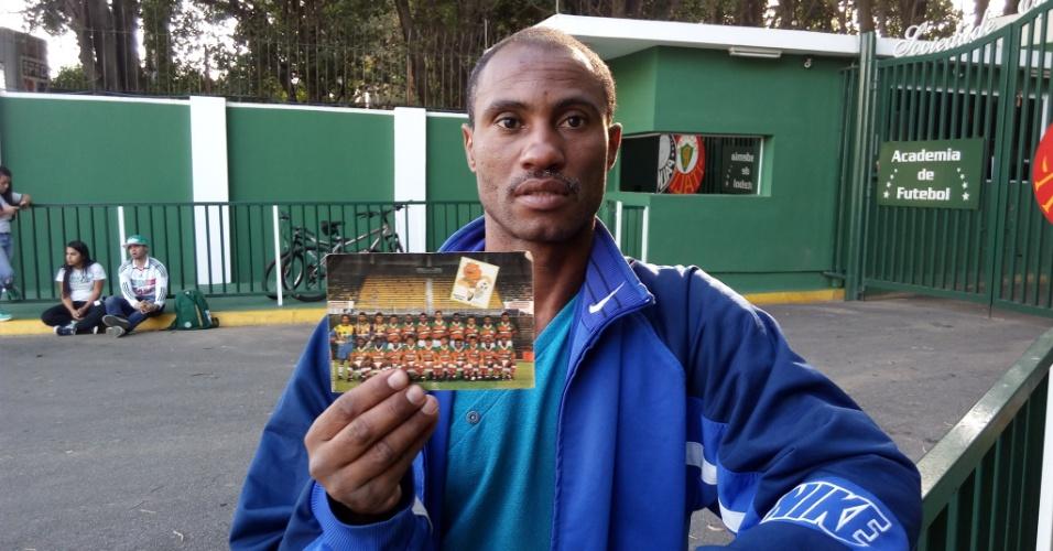 Claudinho Zé Roberto Palmeiras Portuguesa