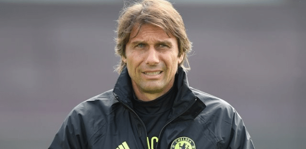 Conte assumiu o comando do Chelsea no começo desta temporada