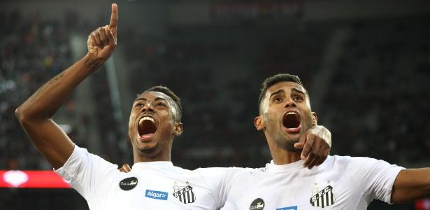 Após demissão de Dorival, foram quatro vitórias e um empate do Santos
