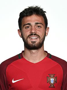 Bernardo Silva, meia de Portugal