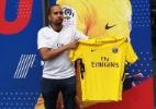 A estreia de Neymar no PSG - Benoit Tessier/Reuters