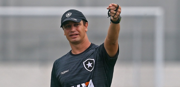 Novo técnico do Botafogo, Felipe Conceição promete trabalho forte para 2018 vencedor