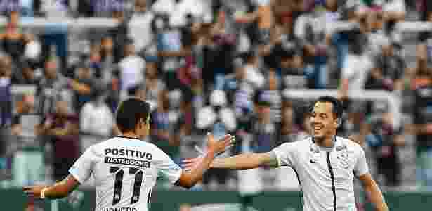 Romero e Rodriguinho - Ale Cabral/AGIF - Ale Cabral/AGIF