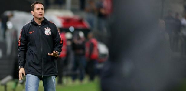 Osmar Loss assumiu o comando do Corinthians no fim de junho, após a saída de Fábio Carille - Daniel Augusto Jr/Agência Corinthians