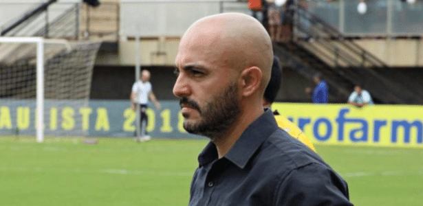Guanaes ganhou a Copa Paulista pelo Votuporanguense e irá dirigir o Atlético no Paranaense - CA Votuporanguense