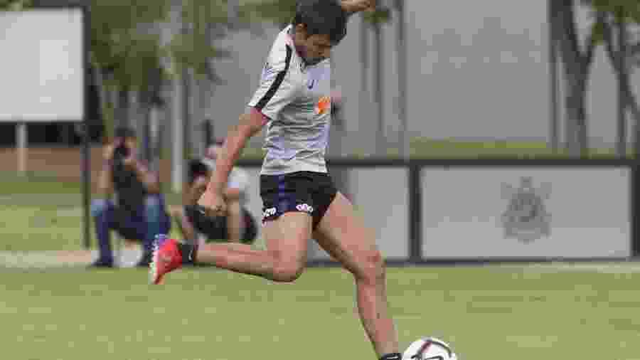 Romero ainda não acertou a renovação de contrato com o Corinthians - Daniel Augusto Jr/Ag. Corinthians