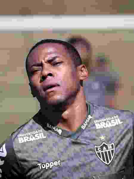 Elias está muito próximo de reforçar o Santos - Bruno Cantini/Atlético-MG