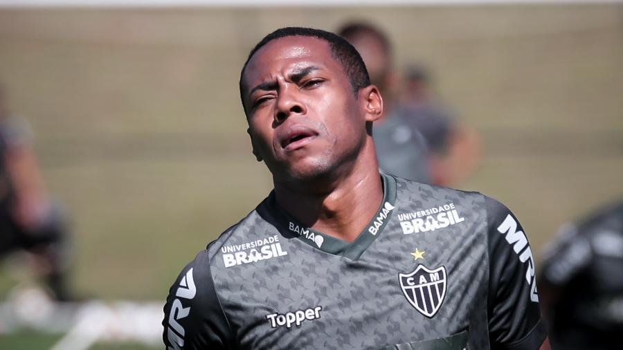 Elias, meio-campista do Atlético-MG, é um dos grandes nomes do time comandado por Levir Culpi - Bruno Cantini/Atlético-MG