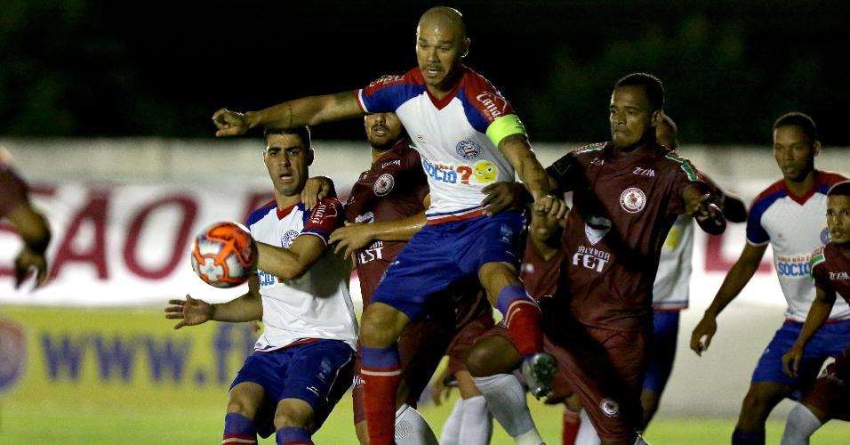Jacuipense x Bahia - Baianão 2019