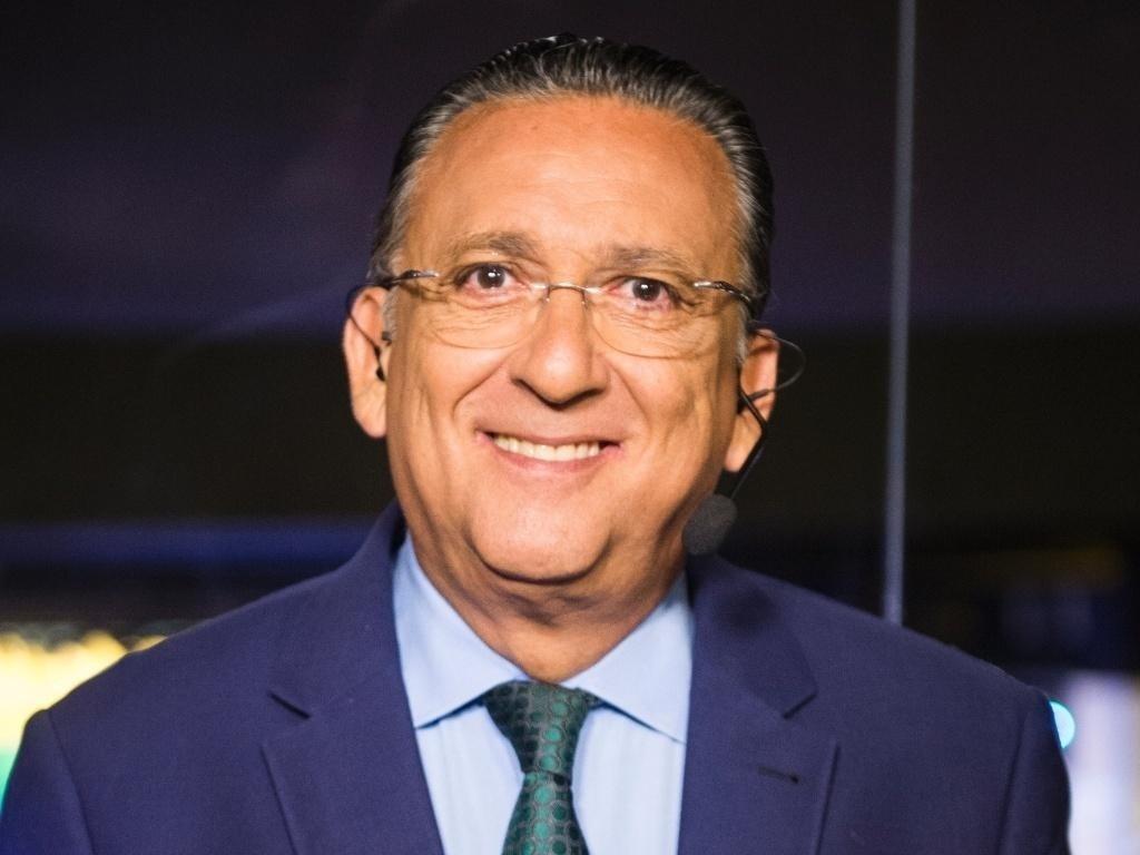 Galvão Bueno será homenageado em festival para brasileiros em Orlando