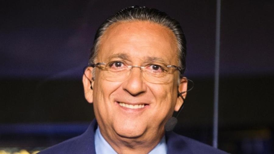 Galvão Bueno, narrador da Globo, vai transmitir final do Mundial - Reprodução