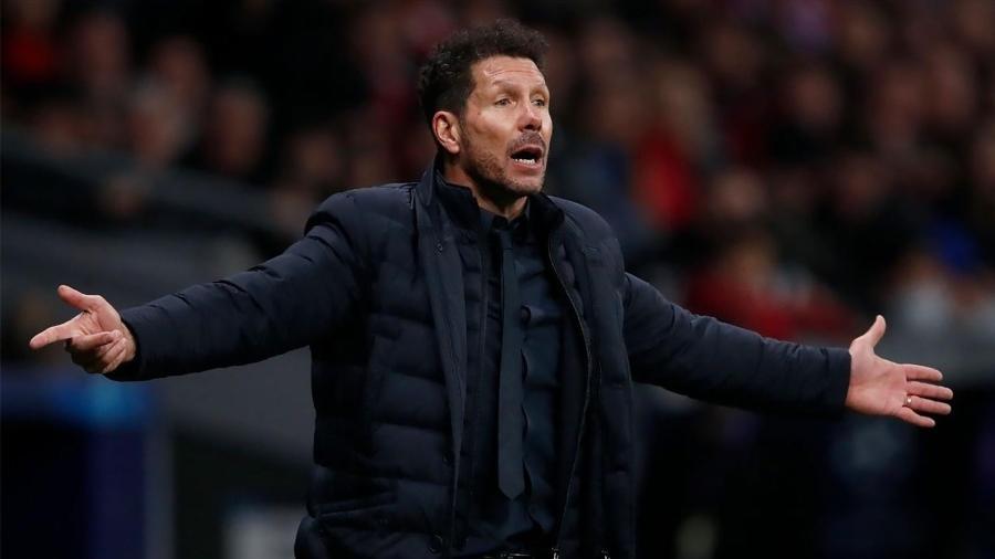 Nome do argentino foi especulado na seleção de seu país após tropeço do Atlético de Madri na Copa do Rei - Soccrates Images / Colaborador