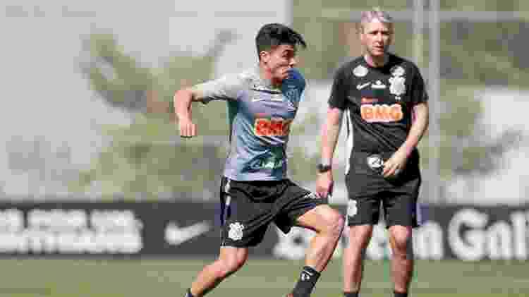 Roni - Rodrigo Coca/Agência Corinthians - Rodrigo Coca/Agência Corinthians