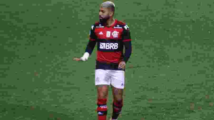 Gabigol virou problema de última hora no Flamengo - Gabriel Machado/AGIF