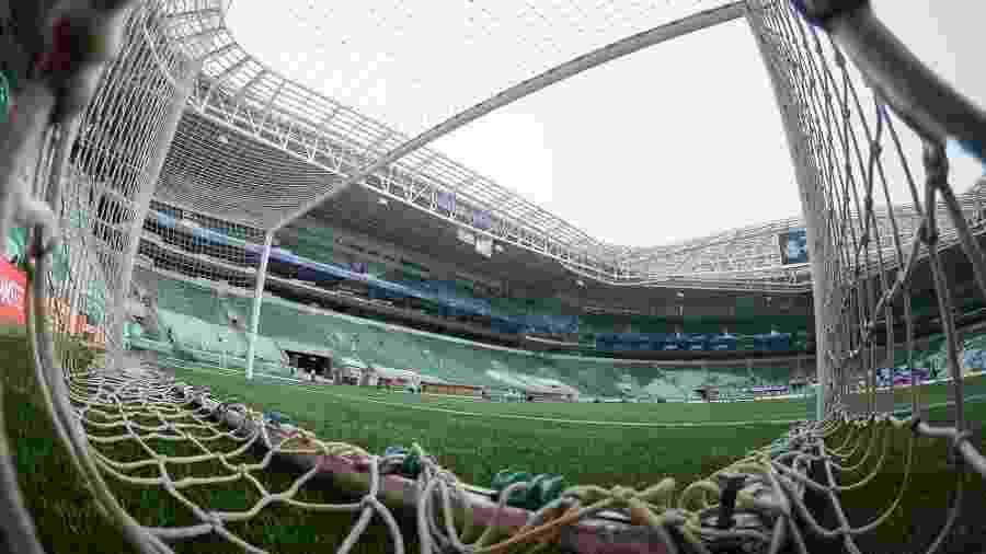 Allianz Parque vai ser palco de mais uma decisão para o Palmeiras - Staff Images/Conmebol
