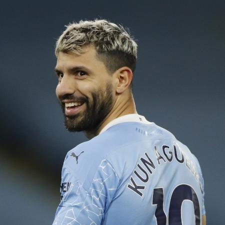 Kun Aguero pode estar de saída do Manchester City - REUTERS/Clive Brunskill