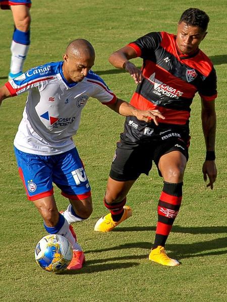 Nino Paraíba pode ser liberado para jogar contra o Corinthians  - Jhony Pinho/AGIF