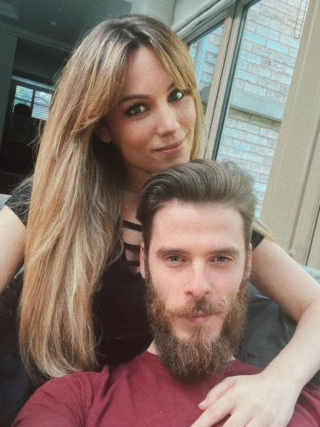 David De Gea e sua esposa, Edurne - Instagram