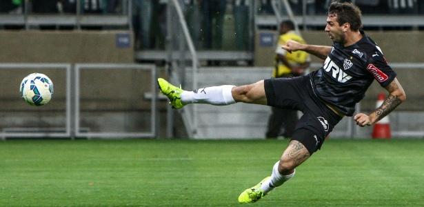 Em 2015 o Atlético-MG lançou a camisa 3 toda preta. Ela foi utilizada somente em três partidas