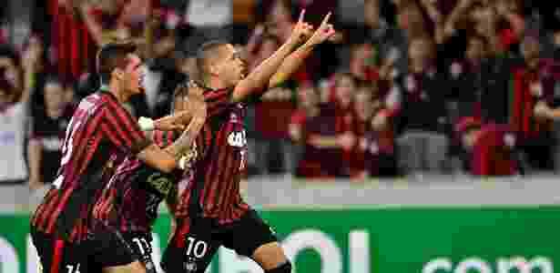 Gustavo Oliveira/Site Oficial do Atlético-PR