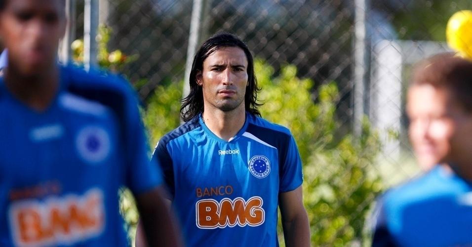 Ernesto Farías, argentino com passagem pelo Cruzeiro
