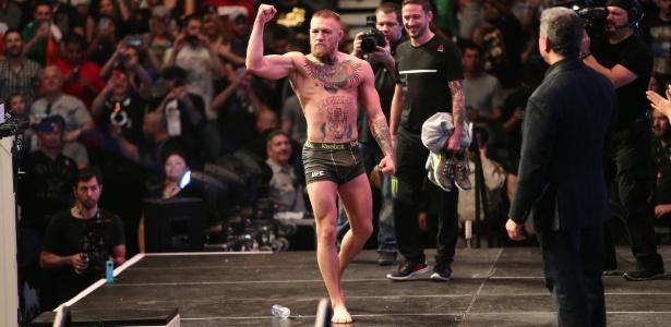 McGregor não parece animado por uma revanche com José Aldo