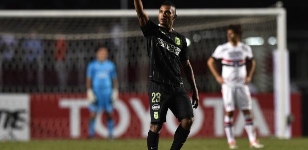 Números de Borja no ano passado e histórico contaram para o Palmeiras investir R$ 35 mi