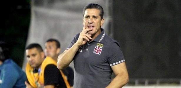 Jorginho poupará os titulares em partida contra o Luverdense pela Série B